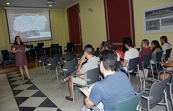 Participantes en el Campus de Toledo.