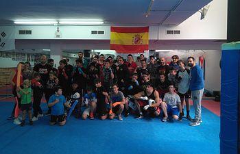 Boxeo-Fight Club Albacete.