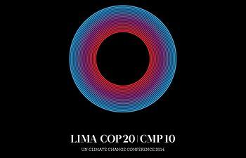 Logo COP20. Foto: Ministerio de Agricultura, Alimentación y Medio Ambiente