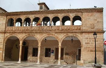 Ayuntamiento de El Bonillo.
