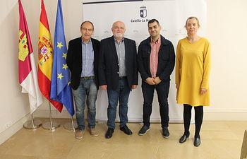 Foto JCCM Albacete-  Reunión APEHT