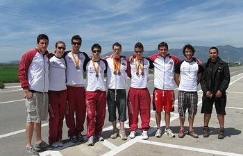 Componentes del equipo de la UCLM