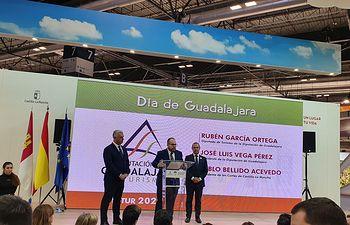 Día de Guadalajara en Fitur 2020.