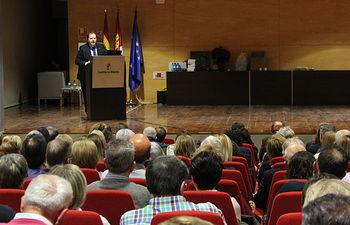 La Gerencia de Atención Integrada de Albacete homenajea a los 125 profesionales que se han jubilado durante 2018