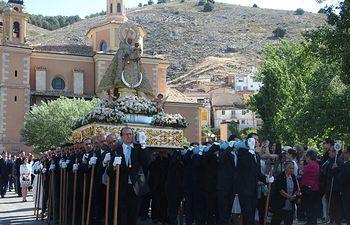 Virgen de la Luz. Cuenca.