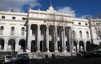 Bolsa de Madrid. Imagen de archivo.