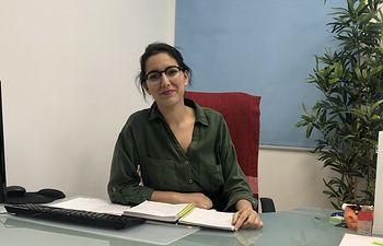 Mª Mar Díaz Parreño, trabajadora social.
