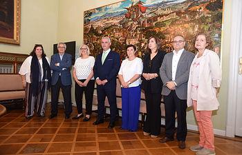 Jurado VII Premio de Periodismo Internacional Cátedra Manu Leguineche