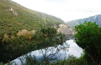 Río Miño. Foto: Ministerio de Agricultura, Alimentación y Medio Ambiente