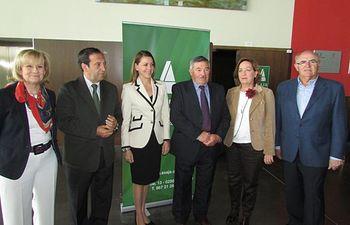 """El Presidente de ASAJA Albacete, José Pérez Cuenca, enfatiza que """"los agricultores estamos de moda"""" en la celebración de la XXIV Asamblea General Ordinaria. Foto: ASAJA CLM."""