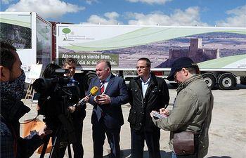 Diputación se convierte en referente medioambiental a nivel nacional por el tratamiento de residuos sólidos urbanos