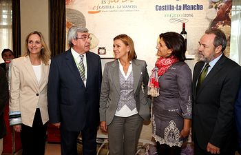 Cospedal inaugura el XV Congreso Nacional de Hosteleria 3. Foto: JCCM.