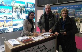 Cuenca y las Ciudades Patrimonio de la Humanidad de España, en la Feria de Turismo de Vakantiebeurs de Utrecht
