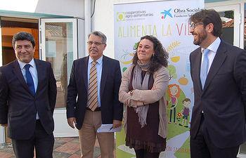 Arranca el Plan de Acción Social 2015. Foto: Cooperativas Agro-alimentarias.