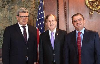 Martín-Toledano participa en el X Foro Parlamentario Internacional sobre Inteligencia y Seguridad