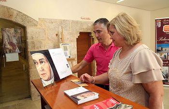 María Teresa Novillo asiste al XIII Festival Ducal de Pastrana-3. Foto: JCCM.