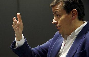 José Luis Bayo, expresidente de Nuevas Generaciones de la Comunidad Valenciana.