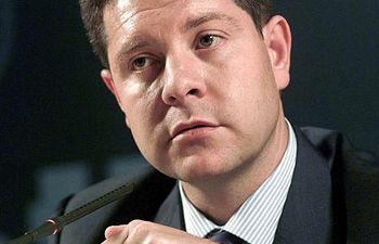 Emiliano García-Page, alcalde de Toledo.