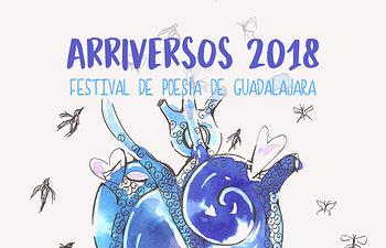 Arriversos 2018, festival de poesía de Guadalajara
