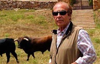 Samuel Flores, ganadero.