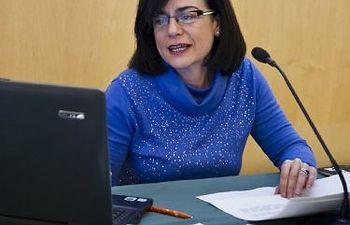 Isabel Nogueroles presenta el nuevo portal de turismo en la web