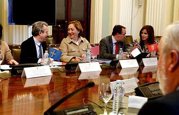 Soriano participa en el Consejo Consultivo de Agricultura y Pesca-1. Foto: JCCM.