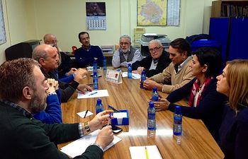 Ciudadanos (C´s) Albacete toma nota de las necesidades de la FAVA