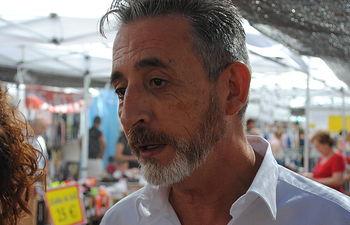 Jesús Martín, alcalde de Valdepeñas.