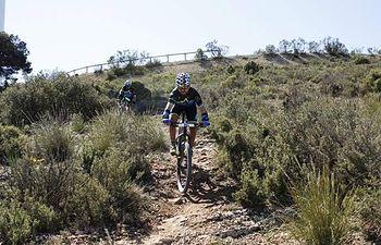 Pozo Cañada acogió la cuarta edición BTT que congregó a mas de 750 ciclistas