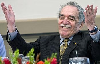 Gabriel García Márquez. Imagen de archivo.