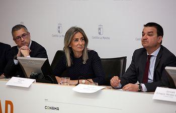 Inauguración del Encuentro de Pueblos y Ciudades por la Sostenibilidad -Conama Local 2019
