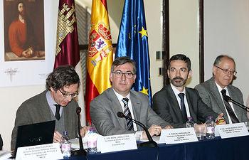 Marín participa en el Consejo de Cooperacion Bibliotecaria II. Foto: JCCM.