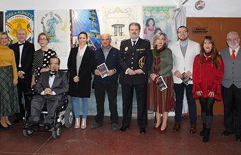 XVIII Concierto Pro Unidad Vecinal en homenaje al Comisario Jefe de la Policía Nacional, José Francisco Roldán