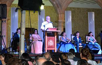 Ceremonia de presentación de los Manchegos y Manchegas de Honor y pregón oficial de la Feria y Fiestas 2017 de El Bonillo.