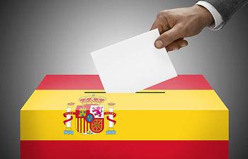Elecciones - Votación. Imagen de archivo.