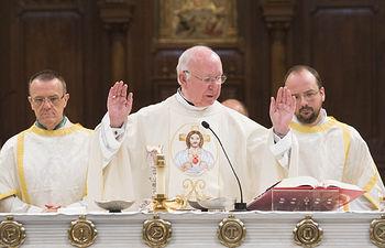 XXV Aniversario de Ordenación Episcopal del Obispo de Albacete, Ciriaco Benavente Mateos.