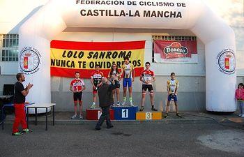 Arranca en Almagro la edición 2016 del Trofeo Escuelas de la Federación de Ciclismo de Castilla-La Mancha