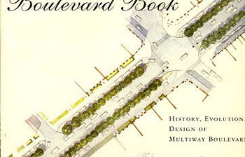 The boulevard book, firmado por los dos urbanistas de Berkeley.
