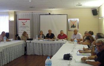 Constituida la Confederación Provincial de Asociaciones de Vecinos de la provincia de Albacete, C.A.VE.P.A.