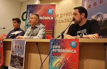 Presentación I Certamen de Cortometrajes de Espacio y Ciencia-Ficción '4661'