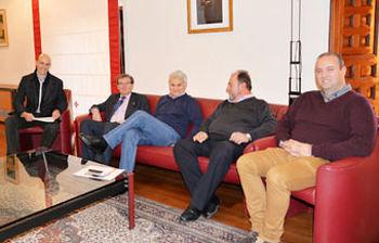 Francisco José Diaz, Miguel Ángel Collado, José Luis Gil, Alfonso Gil, Modesto Gómez