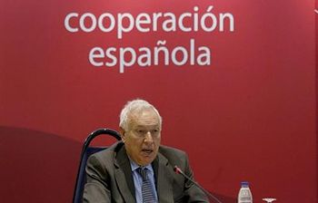 José Manuel García Margallo (Foto: EFE)