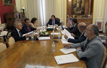 Comisión Ejecutiva Consorcio Ciudad de Cuenca.