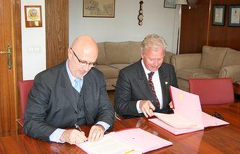 Convenio AEMET COPAC. Foto: Ministerio de Agricultura, Alimentación y Medio Ambiente