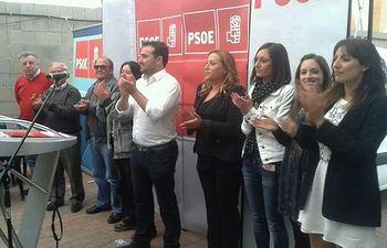 Presentación candidatura municipal Pozohondo