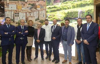 HC Hostelería de Cuenca y CEOE CEPYME respaldan el sector del turismo en FITUR 2020.
