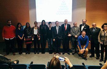 """Concedido el X premio """"Arquitrabe"""" al Concejal de Urbanismo e Infraestructuras Francisco Javier Díaz de Prado"""
