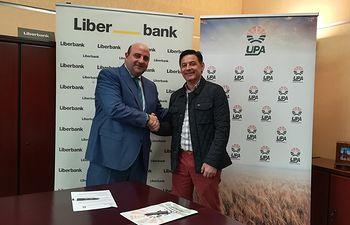 Acuerdo Liberbank-UPA CLM.