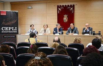 Presentación de las IV Jornadas Iberoamericanas de Literatura Popular Infantil.