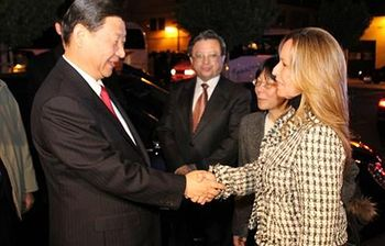 Trinidad Jiménez. Foto: Ministerio de Asuntos Exteriores y de Cooperación